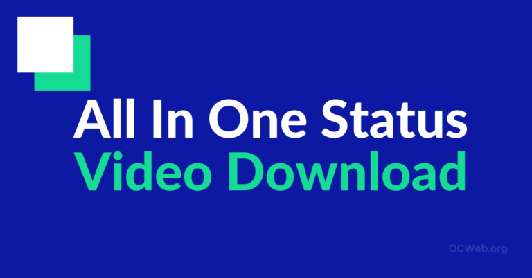 All Status Video Download